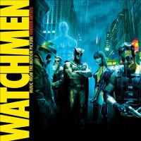Cover image for Watchmen music from the motion picture.