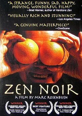 Cover image for Zen noir