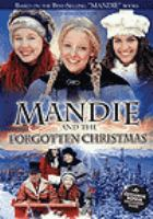 Cover image for Mandie and the forgotten Christmas