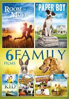 Cover image for 6 Family films