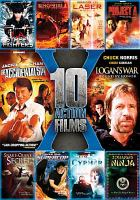 Imagen de portada para 10 action films.