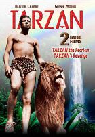 Cover image for Tarzan [2 feature films].