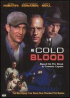 Cover image for In cold blood