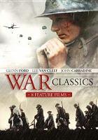 Imagen de portada para War classics Casablanca express ; Cold war killers ; A yank in Libya ; Waterfront ; Commandos ; Eagles attack at dawn ; Hitler's SS: portrait of evil ; Go for broke.