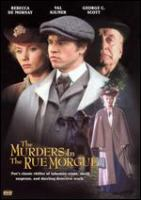 Cover image for The Murders in the Rue Morgue