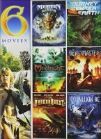 Cover image for Fantasy collection 6 movies.