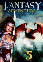 Cover image for Fantasy adventure collection 5 movies