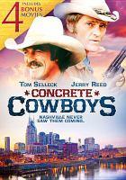 Cover image for Concrete cowboys