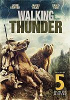Cover image for Walking thunder