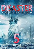 Cover image for Disaster collection : 5 movies.