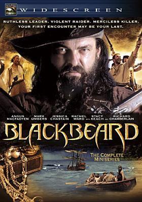 Cover image for Blackbeard