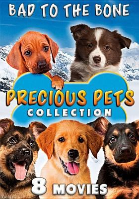 Cover image for Precious pets collection bad to the bone.