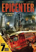 Cover image for Epicenter includes 7 bonus movies.