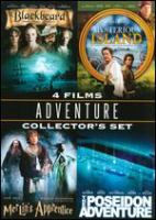 Cover image for Adventure collector's set 4 films