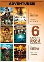 Imagen de portada para Adventures 6 movie pack