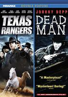 Cover image for Texas rangers Dead man.