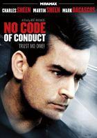 Imagen de portada para No code of conduct