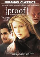 Cover image for Proof