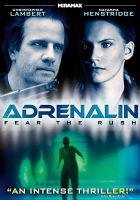 Cover image for Adrenalin fear the rush