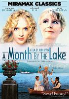 Cover image for A month by the lake