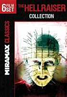 Cover image for The hellraiser collection