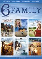 Imagen de portada para 6 family movies