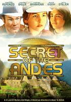 Cover image for Secret of the Andes