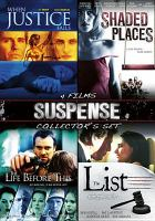Cover image for Suspense collector's set