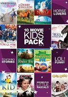 Cover image for 10 movie kids pack Vol. 3