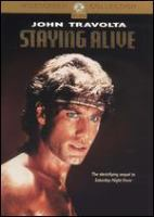 Cover image for Staying alive