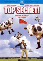 Imagen de portada para Top secret!