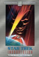 Imagen de portada para Star trek insurrection