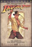 Cover image for The adventures of Indiana Jones the complete DVD movie collection