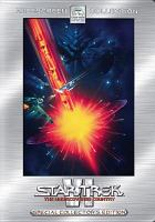 Cover image for Star Trek VI the undiscovered country