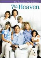 Cover image for 7th heaven The complete third season