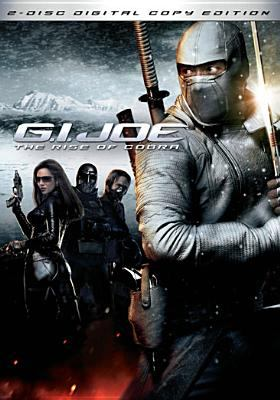 Cover image for G.I. Joe The rise of Cobra