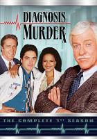 Cover image for Diagnosis murder The complete first season