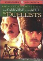 Cover image for The duellists