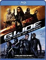 Cover image for G.I. Joe rise of Cobra