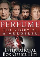 Cover image for Perfume the story of a murderer