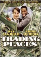 Cover image for Trading places