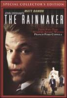 Cover image for John Grisham's The rainmaker