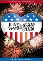 Cover image for Love American style. Season one, volume one