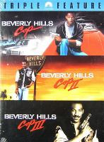 Cover image for Beverly Hills cop trilogy Beverly Hills cop, Beverly Hills cop II, Beverly Hills cop III.