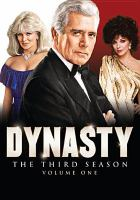 Cover image for Dynasty The third season, volume one