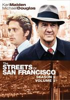 Cover image for The streets of San Francisco Season 2, volume 2