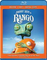 Cover image for Rango