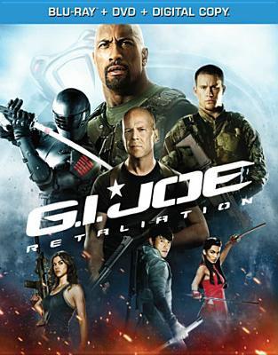 Cover image for G.I. Joe: retaliation