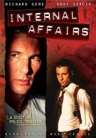 Cover image for Internal affairs