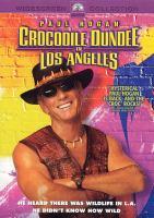 Imagen de portada para Crocodile Dundee in Los Angeles